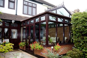 timber conservatories - wood conservatories
